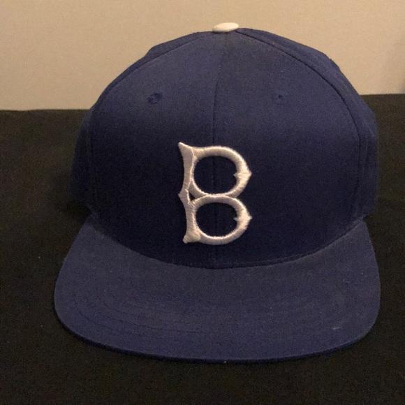 623dbebef18 American Needle Accessories - Brooklyn Dodgers SnapBack hat